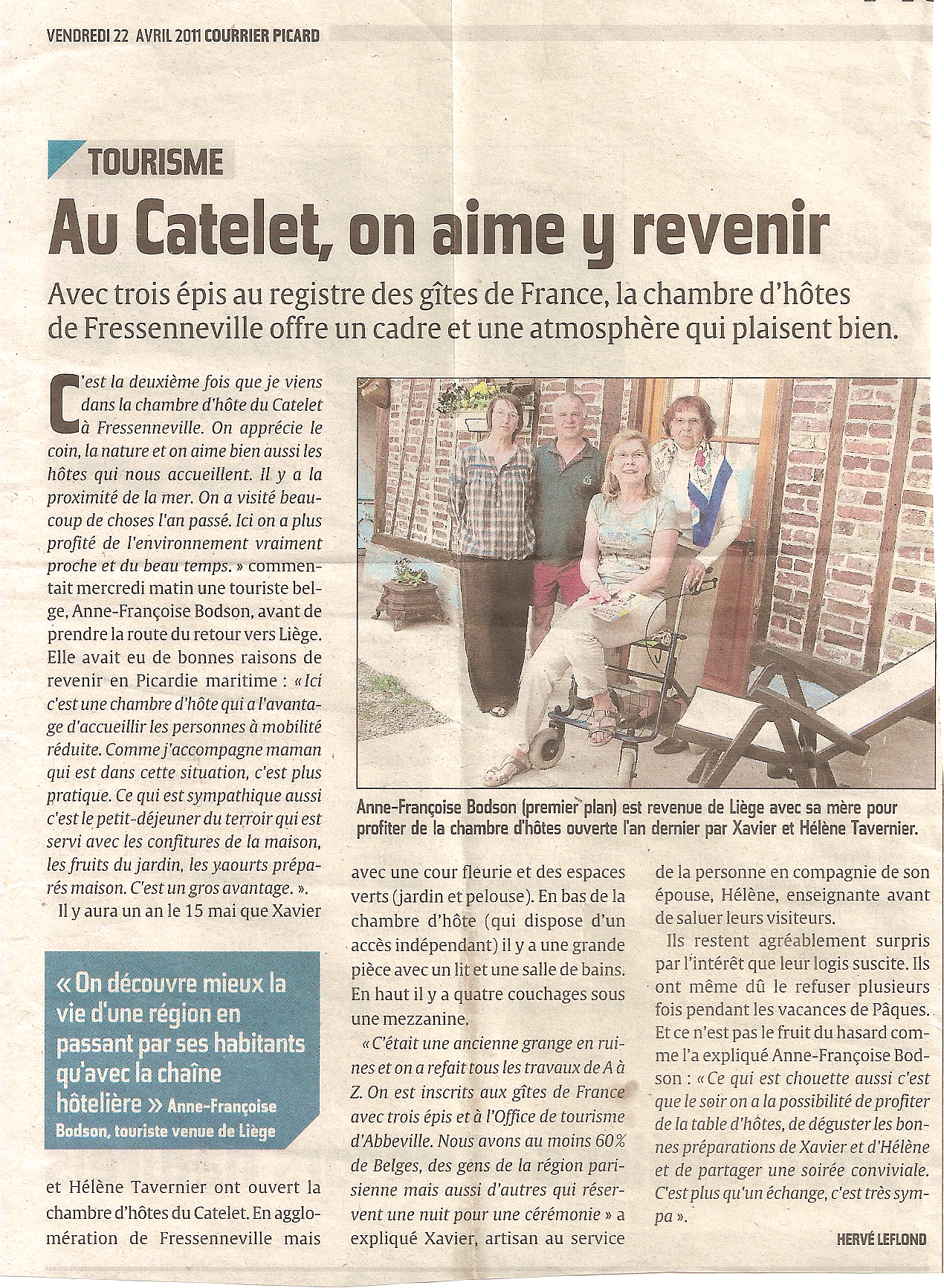Article cp avril 2011